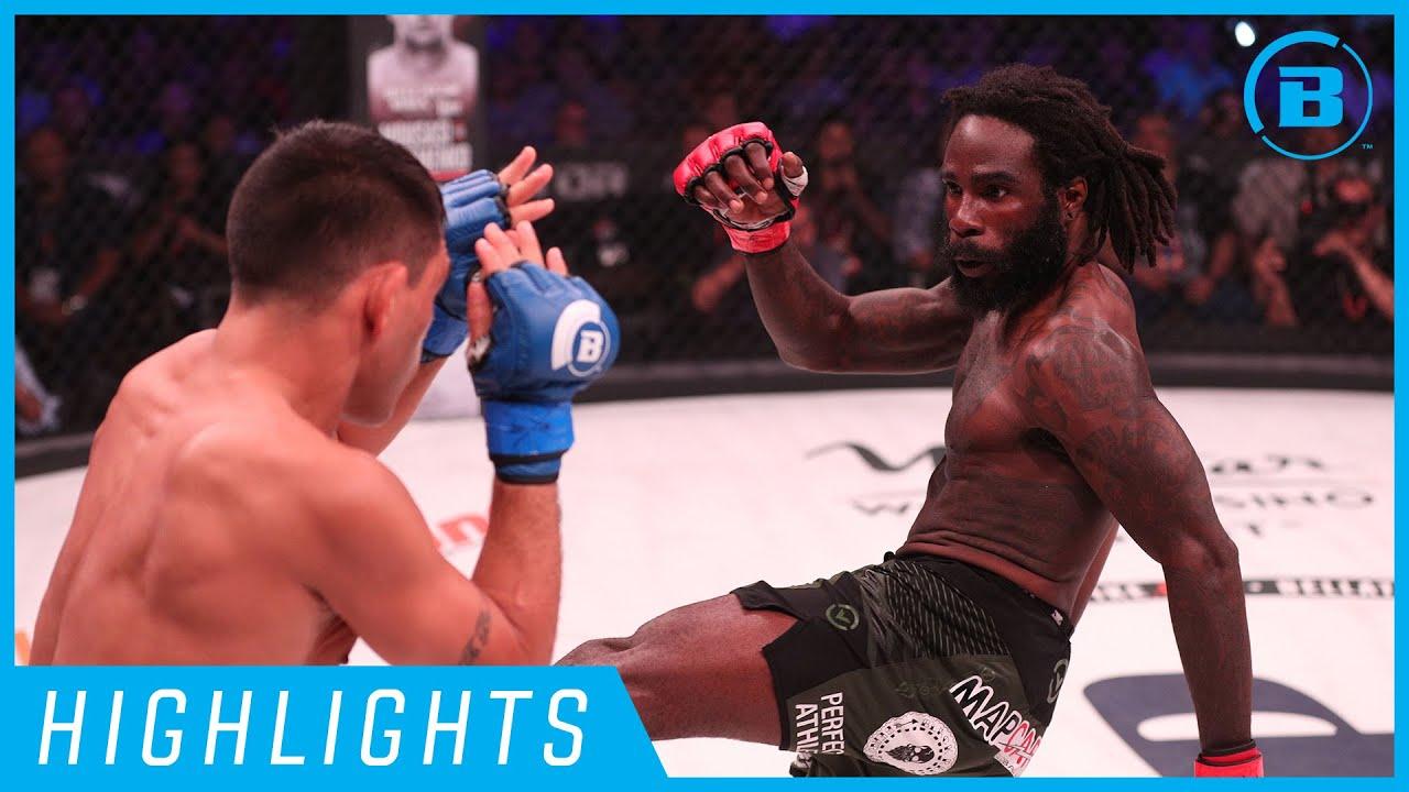 Highlights | Daniel Straus - #Bellator226