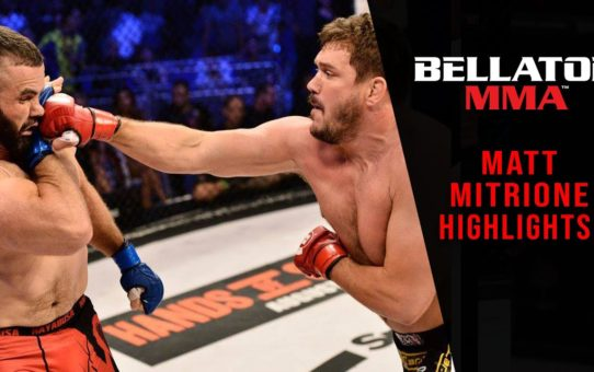 HIGHLIGHTS | Matt Mitrione #Bellator225