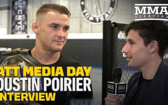 Dustin Poirier Sees Himself Stopping Khabib Nurmagomedov: 'I Feel It In My Body' – MMA Fighting