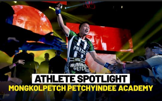 Mongkolpetch Athlete Spotlight | ONE Feature