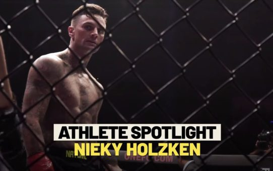 Nieky Holzken Athlete Spotlight | ONE Feature