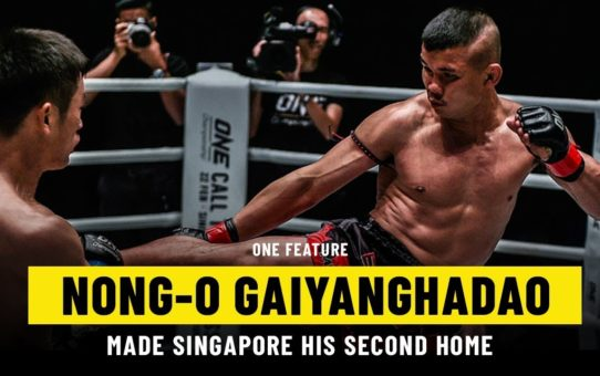 Nong-O Made Singapore His Second Home | ONE Feature