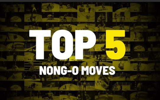 Nong-O's Top 5 Moves | ONE Highlights