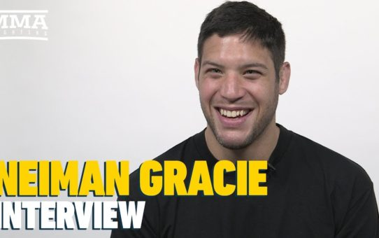 Neiman Gracie Opens Up About Title Fight Loss To Rory MacDonald, What's Next – MMA Fighting