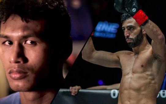 Giorgio Petrosyan vs. Smokin' Jo Nattawut | ONE Featherweight Kickboxing World Grand Prix Feature