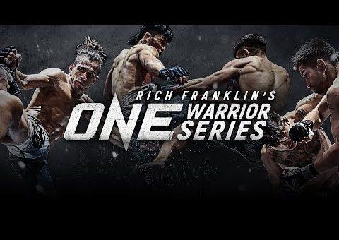 ONE Championship: ONE Warrior Series 7