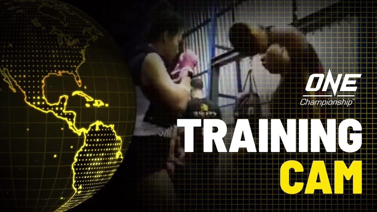 ONE Training Cam Ft. Aung La N Sang, Kevin Belingon & More