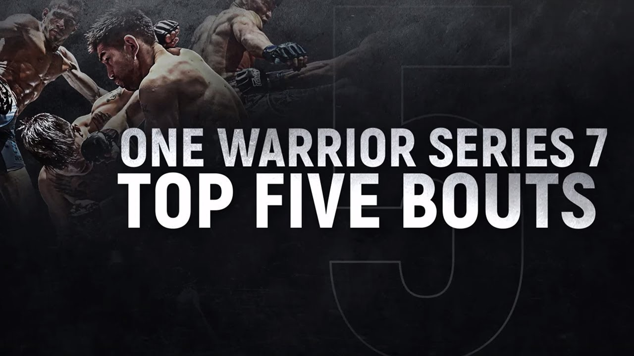 ONE Warrior Series 7 | Top 5 Bouts | ONE Full Fights