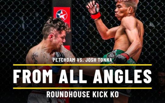 Petchdam vs. Josh Tonna | ONE From All Angles