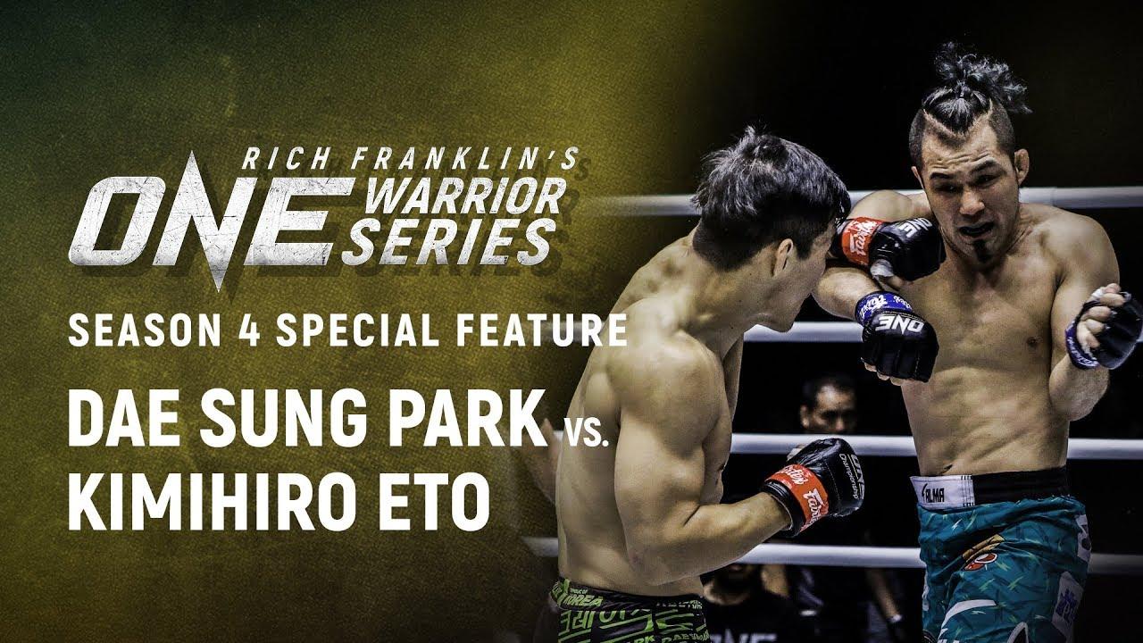 Rich Franklin's ONE Warrior Series   Dae Sung Park vs. Kimihiro Eto