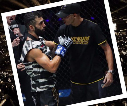 Samy Sana & Giorgio Petrosyan Face Off | ONE Snapshot