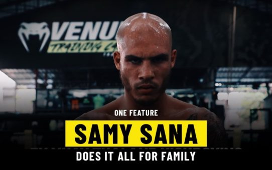 Samy Sana Owes Everything To His Parents | ONE Feature