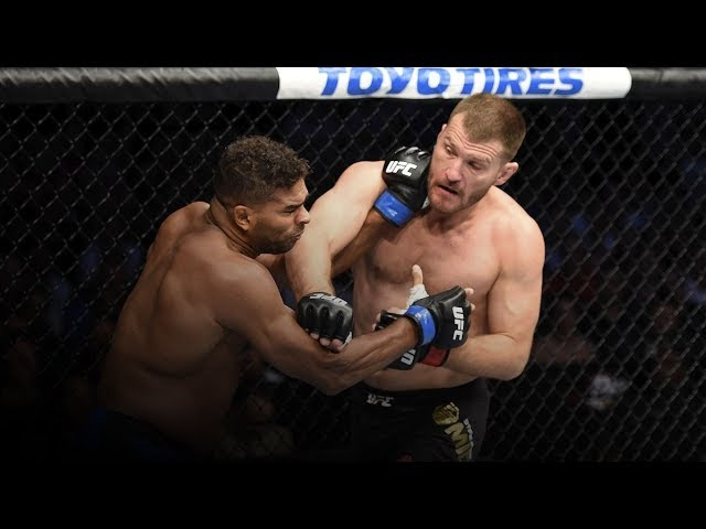 Stipe Miocic Top 5 Knockouts