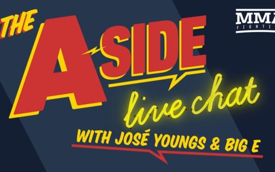 The A-Side Live Chat w/ WWE Superstar Big E – MMA Fighting