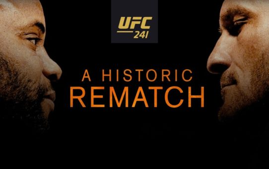 UFC 241: Cormier vs Miocic 2 – A Historic Rematch