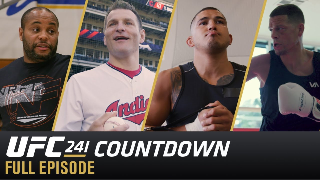 UFC 241 Countdown: Full Episode