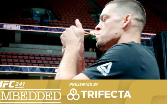UFC 241 Embedded: Vlog Series – Episode 5