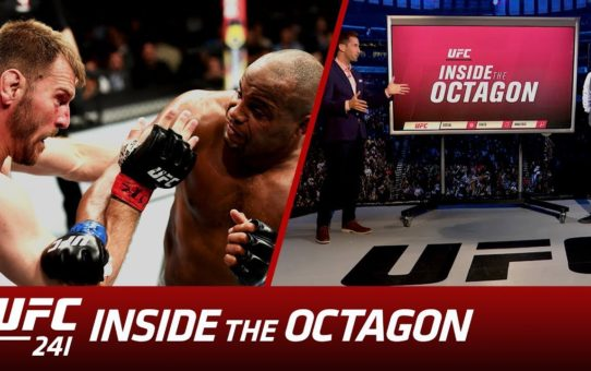 UFC 241: Inside the Octagon – Cormier vs Miocic 2