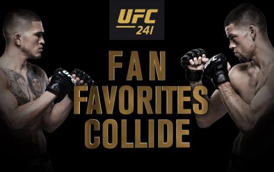 UFC 241: Pettis vs Diaz – Fan Favorites Collide