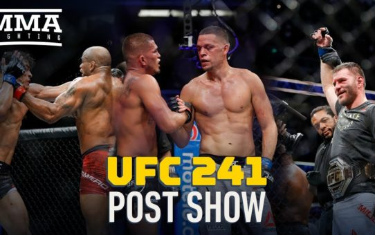 UFC 241 Post-Fight Show – MMA Fighting