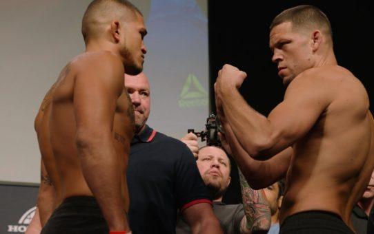 UFC 241: Weigh-in Recap