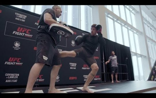 UFC on ESPN 5:: Jim Miller Open Workout – MMA Fighting