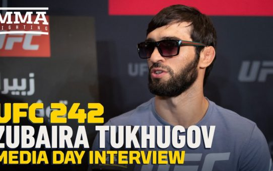 Zubaira Tukhugov: Khabib's Team Thinks Beef With Conor McGregor Is 'Personal'