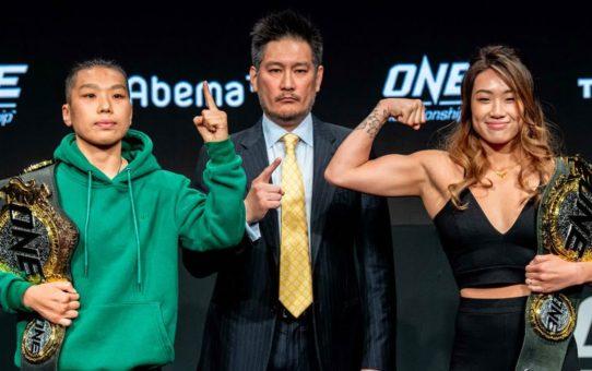 Angela Lee vs. Xiong Jing Nan 2 | ONE Corner To Corner