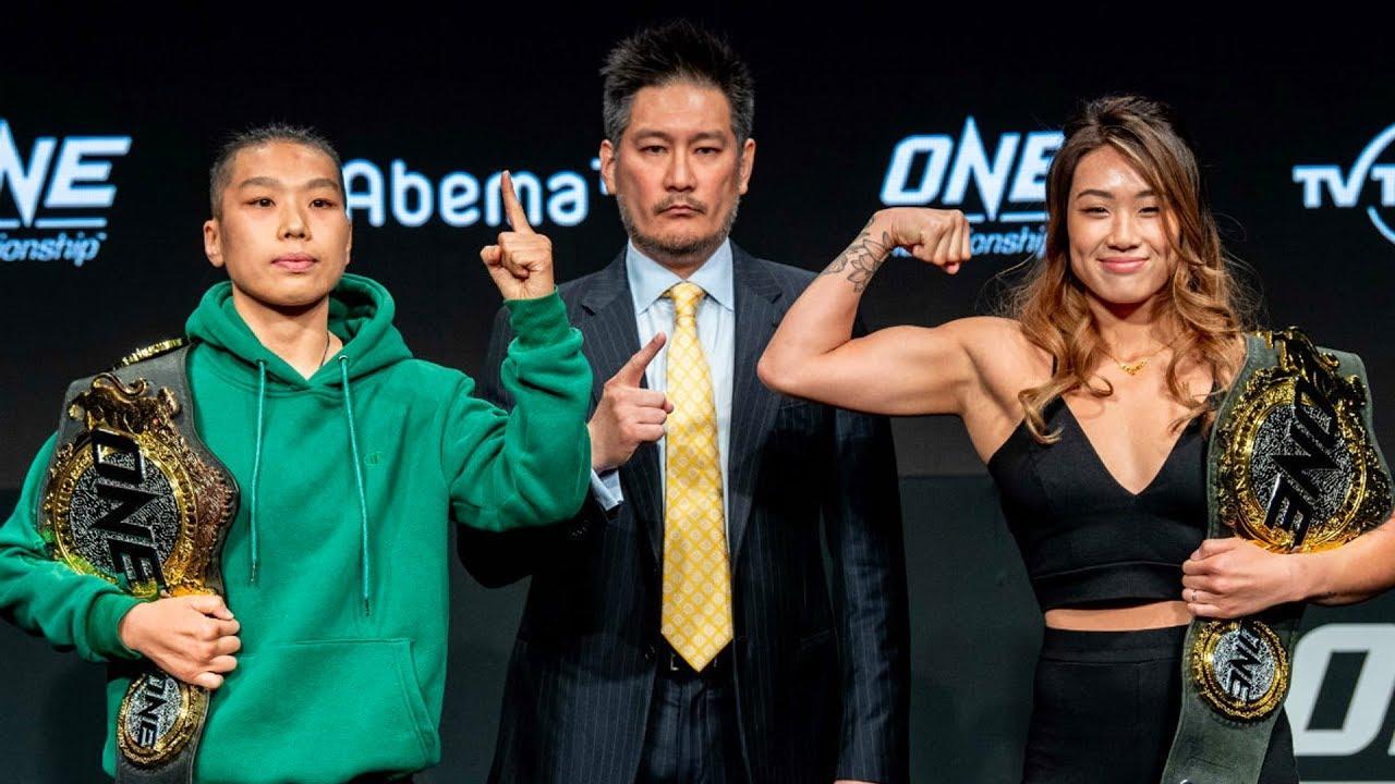 Angela Lee vs. Xiong Jing Nan 2   ONE Corner To Corner