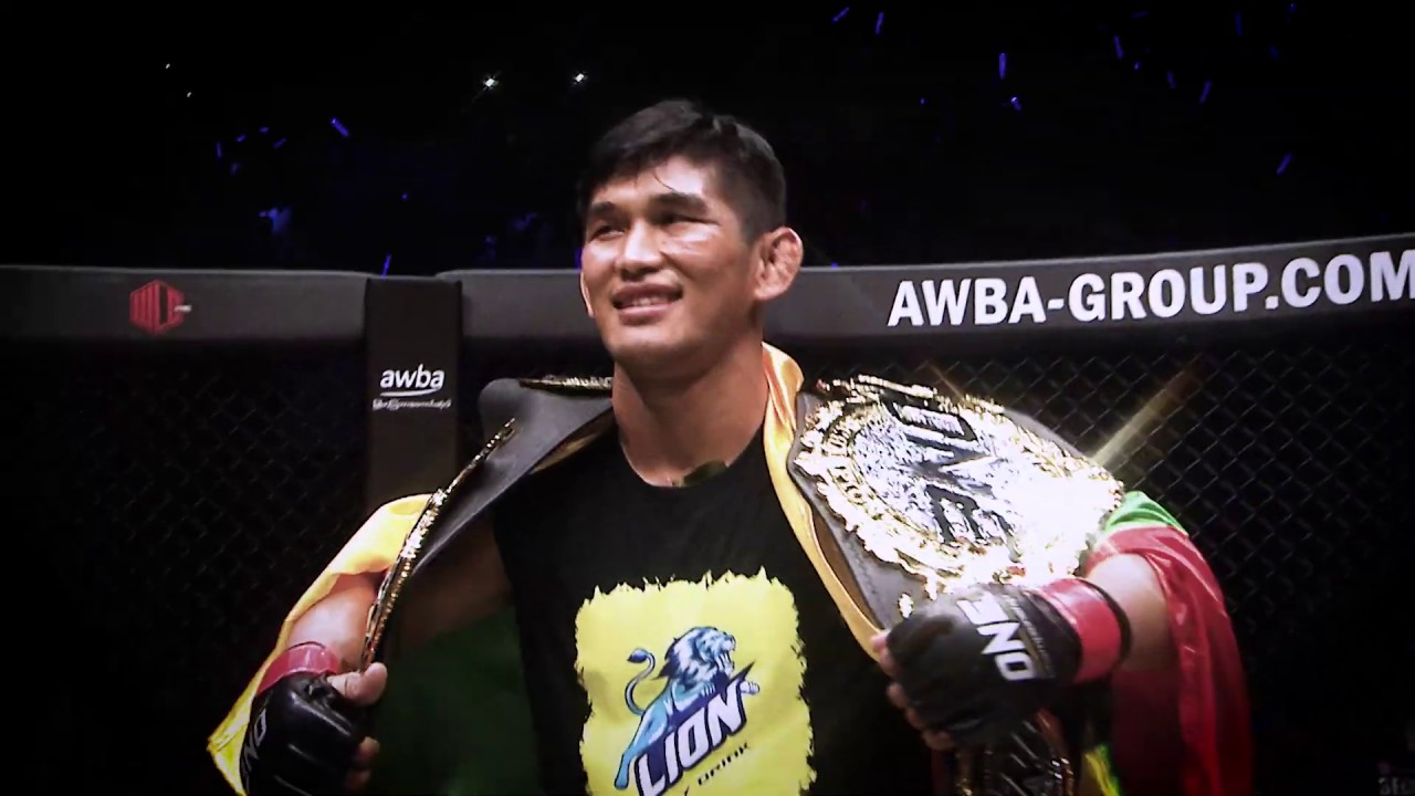 Aung La N Sang vs. Brandon Vera | ONE Official Trailer