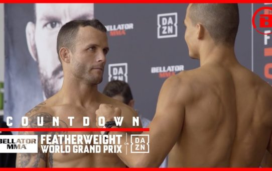 Countdown | Fight Week Ep:4 Featherweight World Grand Prix – #Bellator226