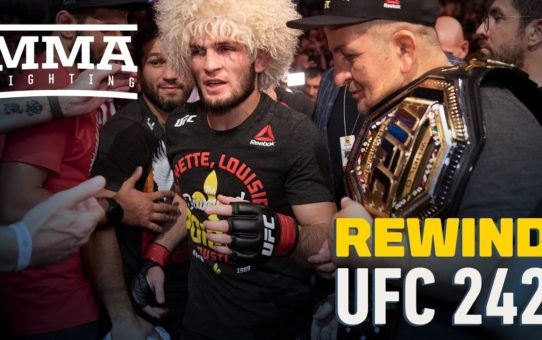 UFC 242 Rewind: Khabib Nurmagomedov Defends UFC Title Again – MMA Fighting