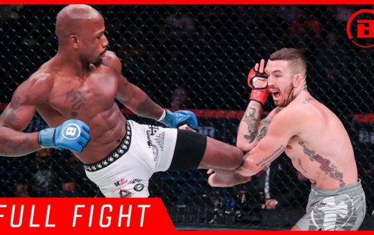 Full Fight | Austin Vanderford vs. Joseph Creer – Bellator 225