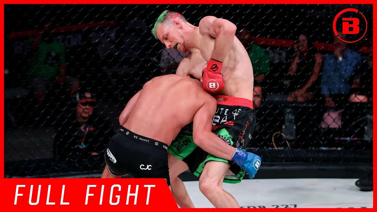 Full Fight | Cass Bell vs. Isaiah Rocha - Bellator 226