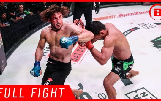Full Fights | John Macapa vs Ashleigh Grimshaw – Bellator 226