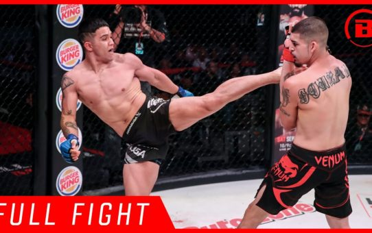 Full Fights | Tyson Miller vs. Albert Gonzales – Bellator 226
