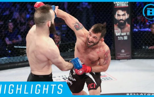 Highlights | Derek Campos – #Bellator226