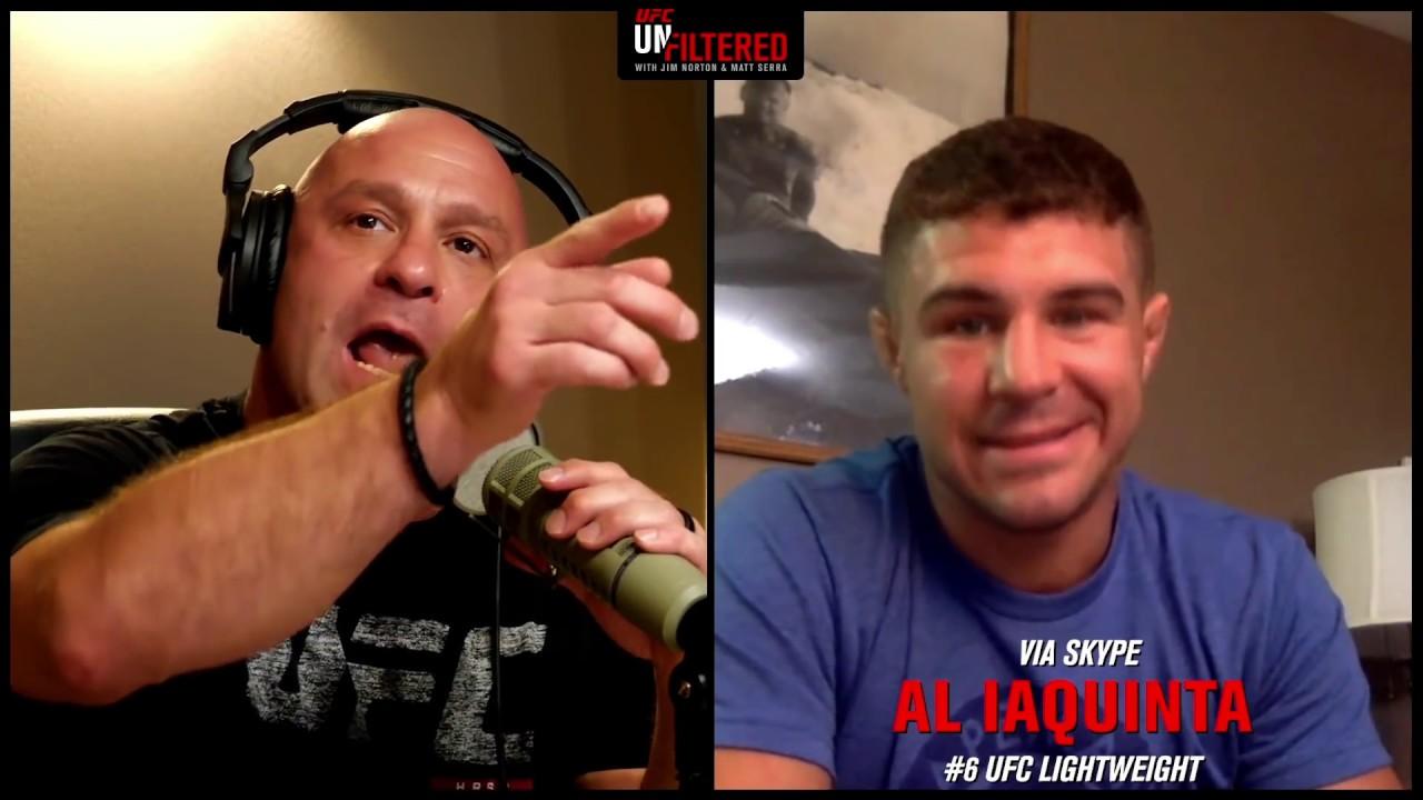 Al Iaquinta Discusses Khabib vs Poirier and How He Fought Khabib | Unfiltered Podcast