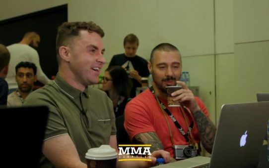 UFC 242: Dan Hardy Breaks Down Khabib Nurmagomedov vs. Dustin Poirier – MMA Fighting