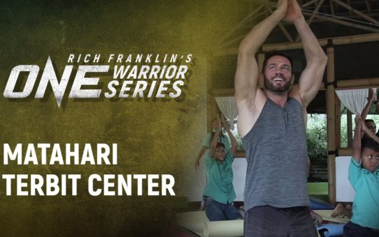 Rich Franklin's ONE Warrior Series | Best Moments: Matahari Terbit Center
