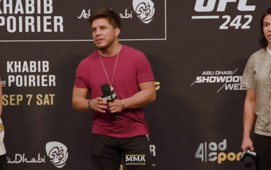 UFC 242 Fan Q&A: Henry Cejudo, Weili Zhang , Kelvin Gastelum, and Claudia Gadelha – MMA Fighting