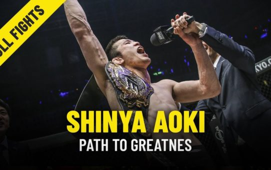 Shinya Aoki's Path To Greatness | ONE Features & Full Fights