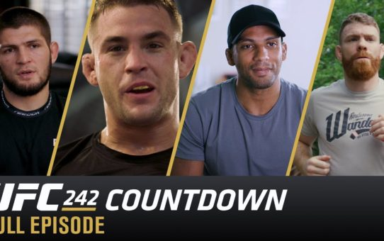 UFC 242 Countdown: Full Episode