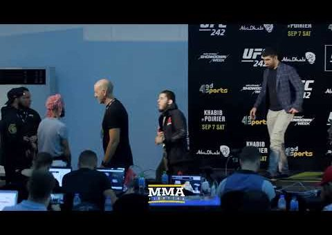UFC 242 Post-Fight Press Conference – MMA Fighting