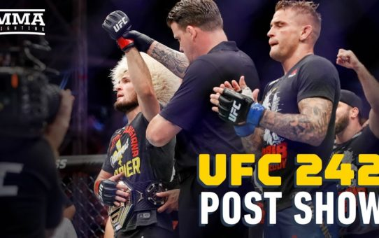 UFC 242 Post-Fight Show – MMA Fighting