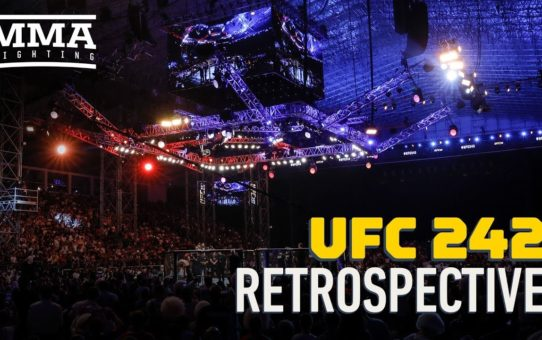 UFC 242 Retrospective – MMA Fighting