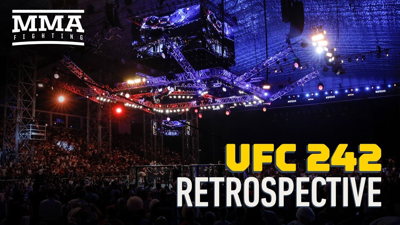 UFC 242 Retrospective - MMA Fighting