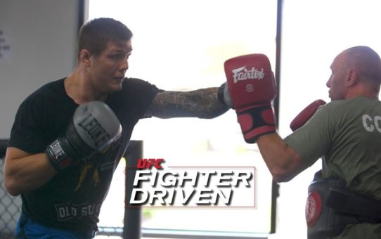 UFC Fighter Driven – Marvin Vettori