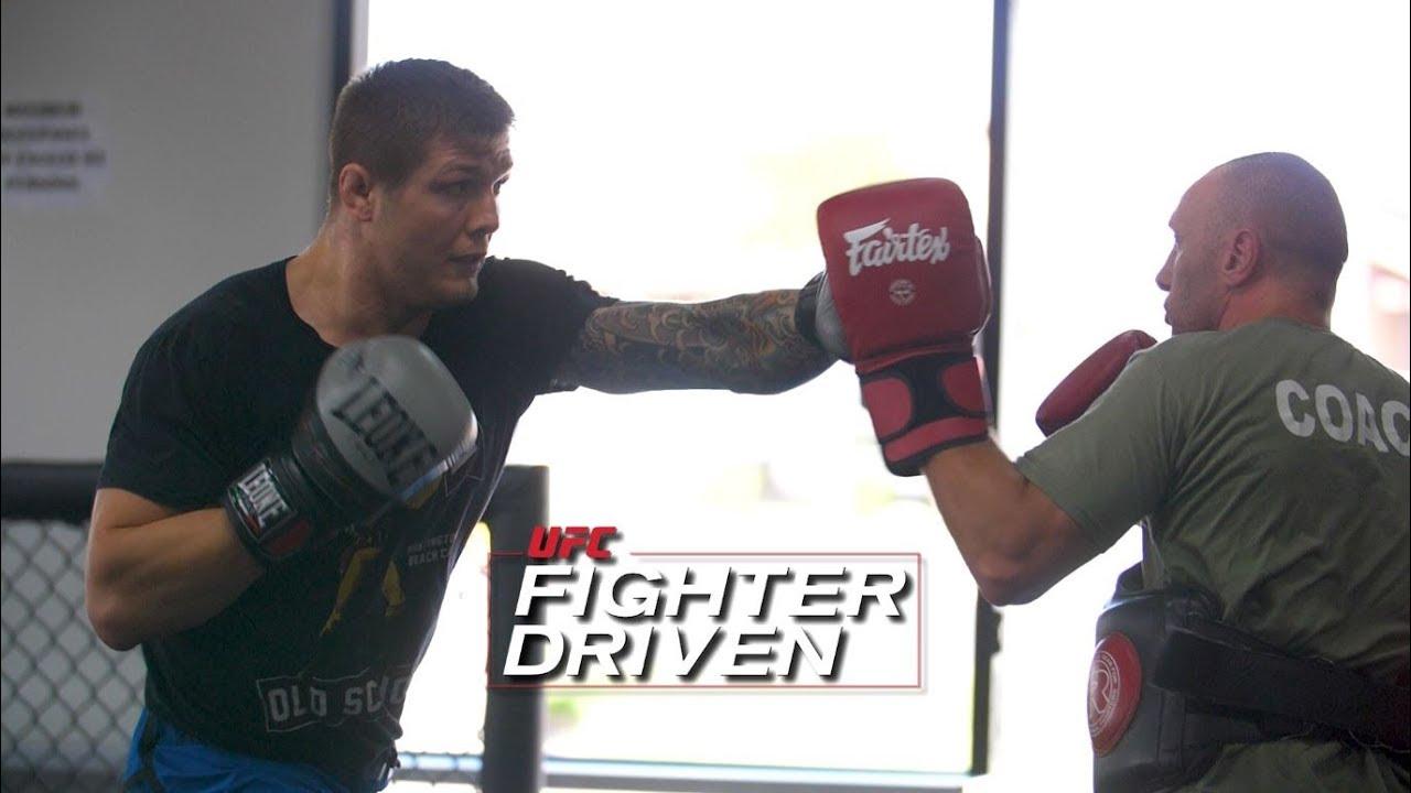 UFC Fighter Driven - Marvin Vettori