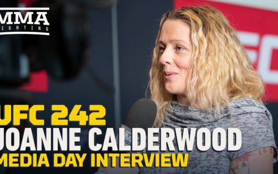 Joanne Calderwood: UFC Wants 'Violent' Opponents For Valentina Shevchenko – MMA Fighting